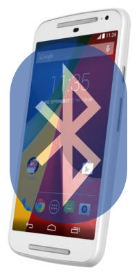 How to use Bluetooth to transfer files on Moto G, Moto E and