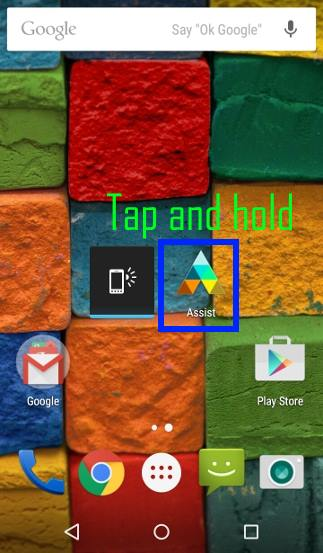 Add new home screen pages on Moto G, Moto E and Moto X