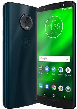 Official Moto G6 user manuals, Moto G6 Play user manuals and Moto G6 Plus user manuals