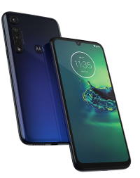 Official Moto G8 Plus User Manual (English, Android Pie)